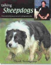Talking Sheepdogs, Good Condition Book, Scrimgeour, Derek, ISBN 9780954255534