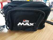 Abu Garcia MAX Next Generation Black Hip Bag Fishing 00F17HR + Free Post