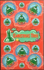 Dr. Stinky's Scratch & Sniff Stickers - Christmas Tree - Excellent!!
