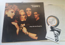 The Cramps Songs The Lord Taught Us '80 IRS sp007 orig lp alex chilton +sticker!