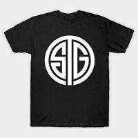 NEW Sig Sauer Black Guns 2nd Amendment Adult T-Shirt