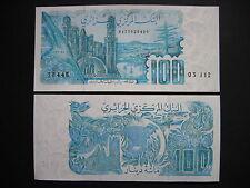 ALGERIA  100 Dinars 8.6.1982  (P134a)  UNC
