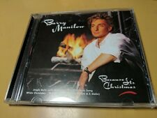 Barry Manilow - Because it's Christmas CD