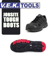 MACK VISION COMFORT TRADIE ROOFERS LACE UP & SAFETY SHOE WITH COMPOSITE TOE