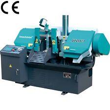 Automatic CNC Bandsaw Machine for Metal Cutting Horizontal Bandsaw Steel