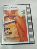 El Marido de la Peluquera Michael Nyman Patrice Leconte DVD Slim REGION 2 Nuevo