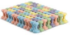 Pastel Neodymium Magnetic Push Pins 50 Or 100 Pack