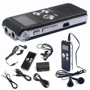 Mini registratore vocale usb digitale  lettore mp3 usb voice recorder