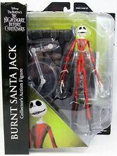 Nightmare Before Christmas Santa Jack Diamond Select Figure Tim Burton NBX