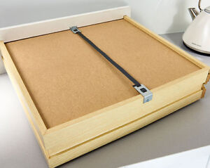 Pack Of 2 Fix-A-Drawer Home Furniture Repairs Provides Support Sagging Draws