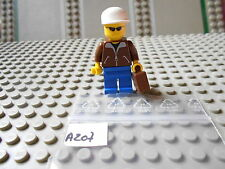 LEGO  VINTAGE   MINIFIG   OMINO    4560  4561  Railway Express