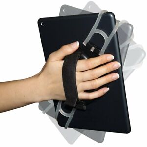 Aleratec Adjustable Tablet Hand Strap Holder for 7 to 10 Inch Devices