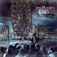 """JON OLIVA'S PAIN """"FESTIVAL (LTD. EDT.)"""" CD DIGIPACK NEU"""
