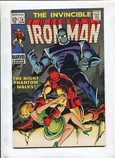 THE INVINCIBLE IRON MAN #14 (7.5) THE NIGHT PHANTOM WALKS!