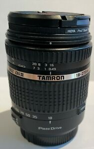 Tamron 18-270mm f/3.5-6.3 Di II PZD Lens for Sony A mount