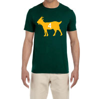 Green Bay Packers Brett Favre Goat T-Shirt