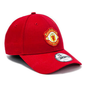 Manchester United New Era Retro 9FORTY Cap - New w/Tags - w/ special edition box