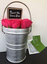 Kate Spade NEW!!! ROSE PAIL ROSE-COLORED GLASSES RARE! FLOWER POT NWT PXRU6634