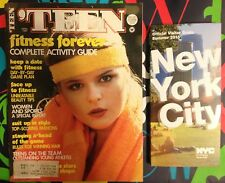 Teen magazine  April  Young Miss Ingenue Rhea Deasz  W Seventeen Ads
