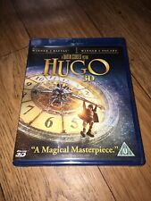 Hugo 3D Bluray Unsealed