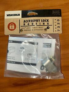 New! Yakima Accessory Lock Housing #7220 SKS Lock Cores Compatible