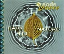 God's Groove Back to nature (1994) [Maxi-CD]