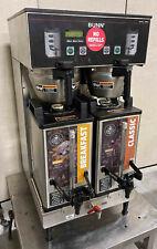 Bunn Dual Sh Dbc Commercial Coffee Brewer 2013 Model Server 33500 Maker Pickup