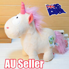 Unicorn Plush Fluffy Toy Lovely Stuffed Theodore Animal Doll Kids Gift SN