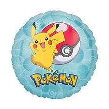 Amscan International 3633201 Pokemon Foil Balloon - Party Pikachu Birthday 18