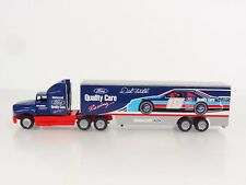 Winross Die Cast Ford Quality Car Racing Dick Trickle Tractor Trailer w/ Box