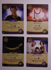Harry Potter Hogwarts Battle Deck Building Game Promo Card Set Gen Con