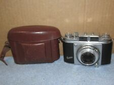 Vtg BALDA Camera Prontor-SVS Schneider-Kreuznach Xenar Lens 50mm/2.8 J0830