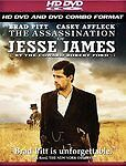 The Assassination of Jesse James by the Coward Robert Ford (HD DVD + DVD)