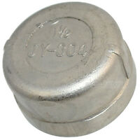 "1-1/2"" Cap Female Stainless Steel SS304 Threaded Pipe Fitting NPT NEW"