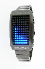 Origin Blue LED Watch Brand New in Box