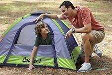 Camping Tent, 5 x 5-Feet 1-2 kids fiberglass poles beach dome pets garden