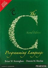 New:The C Programming Language by Brian W. Kernighan 2ND ED INTL