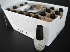 OPI GWEN Mini Original NAIL ENVY Nail Polish Top Coat 24-pc Gift Set 1/8 oz