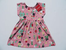 Hanna Andersson 100 120 140 150 Girls Daydress Dress NEW Pink Cotton Floral NWT
