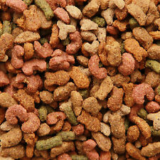 Complete Dry Adult Cat Food Mix with Fish, Chicken & Vegetable Nutritious Value