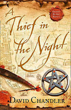 Thief in the Night (Ancient Blades Trilogy),Chandler, David,Excellent Book mon00