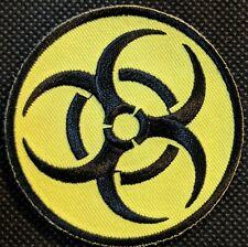 Quarantine keep distance 19 Biohazard socialen distanciarnos Patch Patch