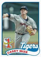 2020 Topps Update Prospects #P-18 Casey Mize Detroit Tigers
