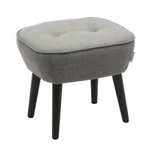 Dressing Table Chair Vanity Stool Fabric Pouffe Footstool Large Foot Rest Stool