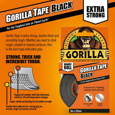 New listing Gorilla 3044401 Tape Handy Roll, 1 Pack, Black