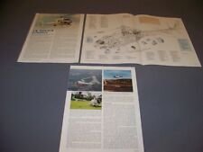 VINTAGE..EUROCOPTER AS 355 ECUREUIL..HISTORY/DETAILS/CUTAWAY/SPECS..RARE! (365G)