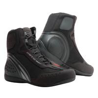 Scarpe Dainese Motorshoe D1 Air antracite black shoes Moto Morini Guzzi Piaggio