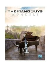 The Piano Guys Wonders Learn to Play Cello Songs Chart Hits Classical MUSIC BOOK
