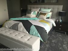 Somerset Upholstered Bedhead / Super King Bed Head / Australian Made Headboards