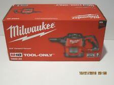 Milwaukee 0882-20 M18 Compact Vacuum(Tool Only)W/HEPA Filter FREE SHIP NISB!!!!